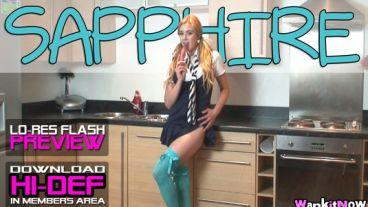 """Sapphire """"Blowjob Auction"""""""