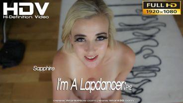 "Sapphire ""I Am A Lapdancer:Pt2"""