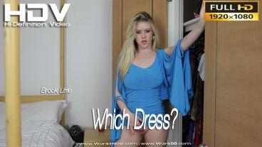 "Brook Little ""Which Dress?"""