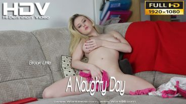 """Brook Little """"A Naughty Day"""""""