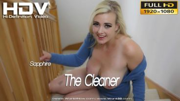 """Sapphire """"The Cleaner"""""""