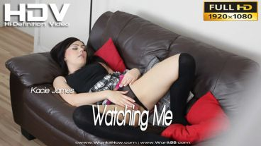 "Kacie James ""Watching Me"""