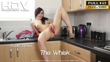 "Kacie James ""The Whisk"""