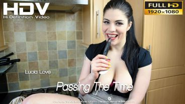 """Lucia Love """"Passing The Time"""""""