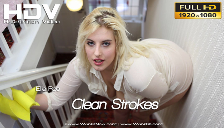 Ellie roe clean strokes sd Part 4 5