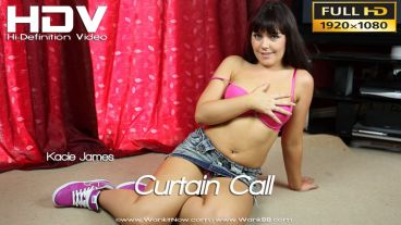 "Kacie James ""Curtain Call"""