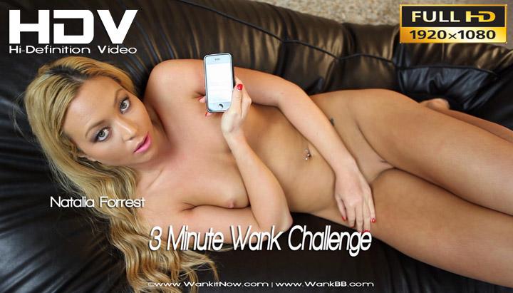 5 minute wank challenge - 1 part 4