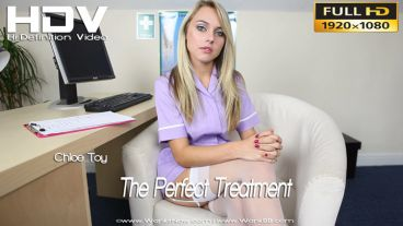 """Chloe Toy """"The Perfect Treatment"""""""