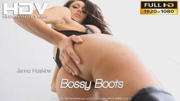 "Jenna Hoskins ""Bossy Boots"""
