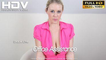 "Brook Little ""Office Assistance"""