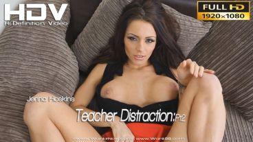 "Jenna Hoskins ""Teacher Distraction:Pt2"""