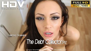 "Jenna Hoskins ""The Debt Collector:Pt2"""