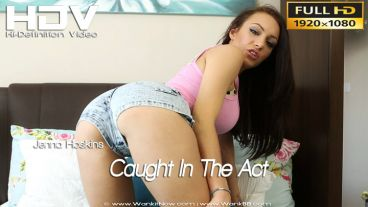 """Jenna Hoskins """"Caught In The Act"""""""