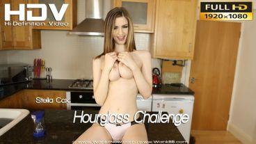 "Stella Cox ""Hourglass Challenge"""