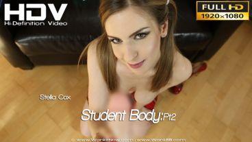 "Stella Cox ""Student Body:Pt2"""
