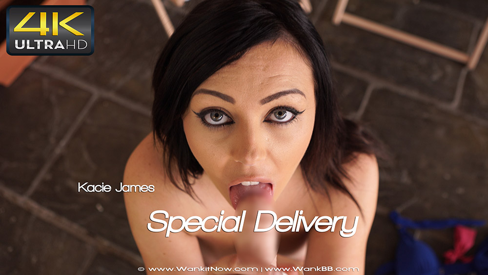 Delivery sexy video