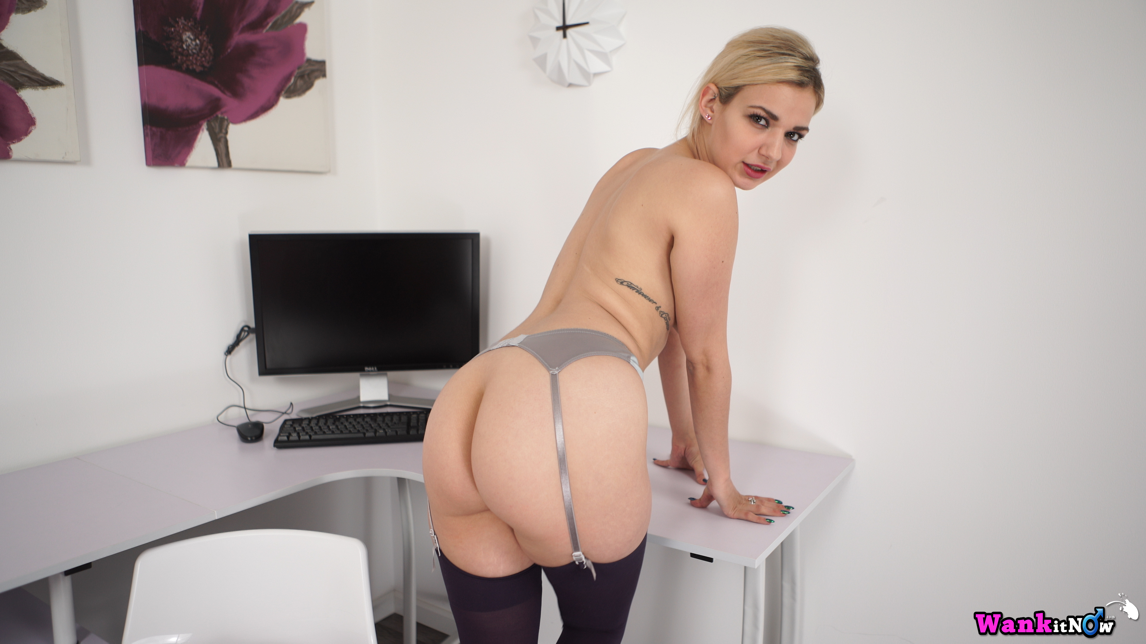 Hot blonde ashley rider gets her tight cunt destroyed hard - 2 part 10