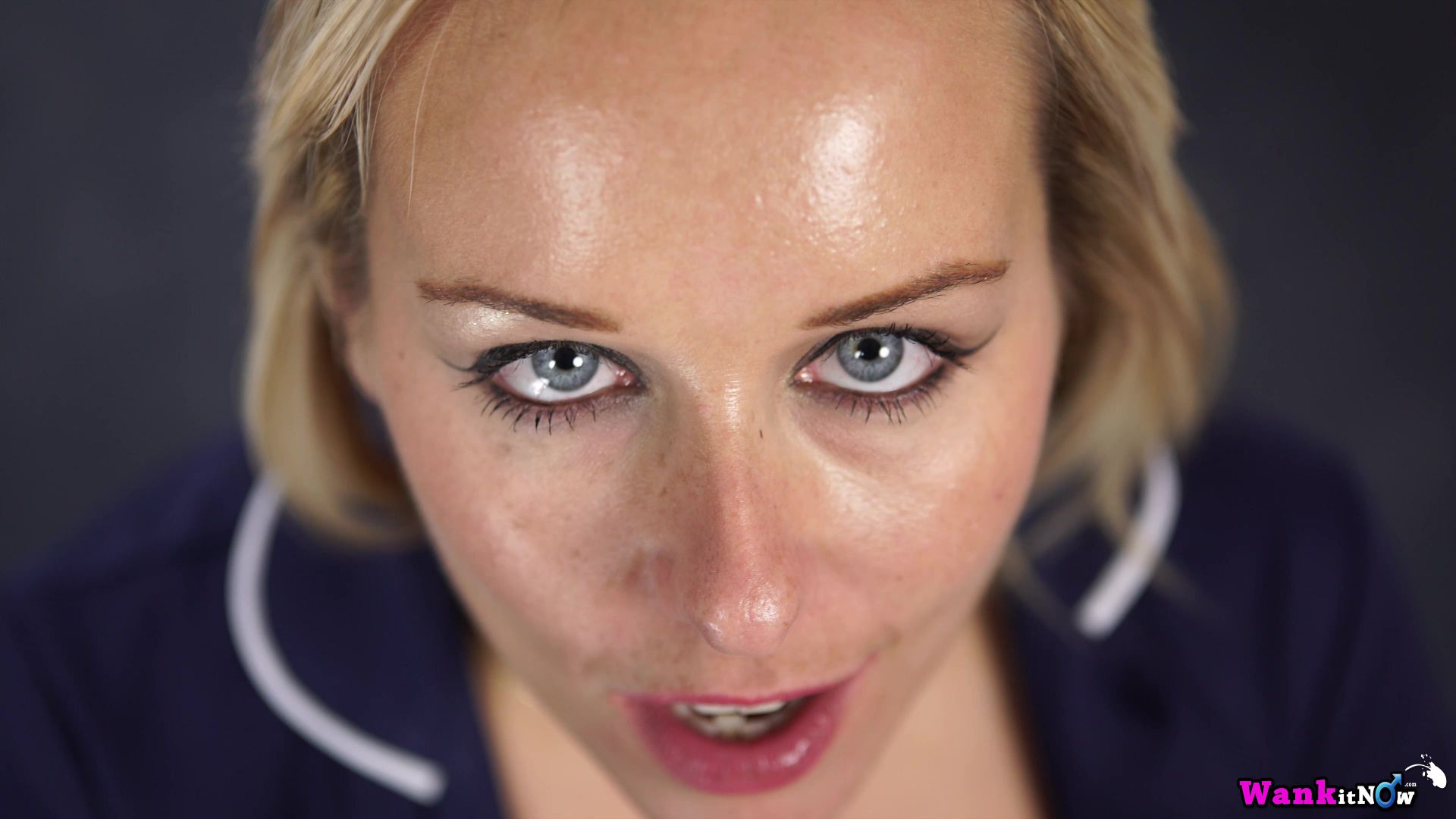 Hot blonde talks dirty gets a creampie 8